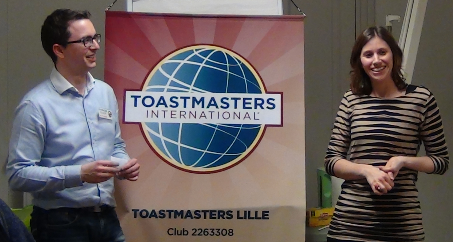 L'Association Toastmasters Lille