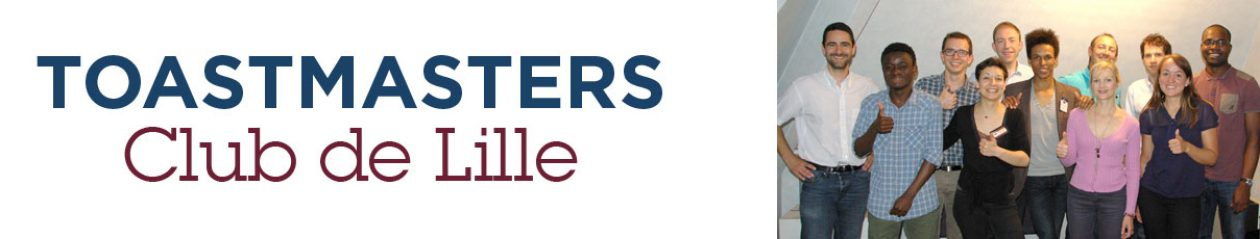 Toastmasters Lille